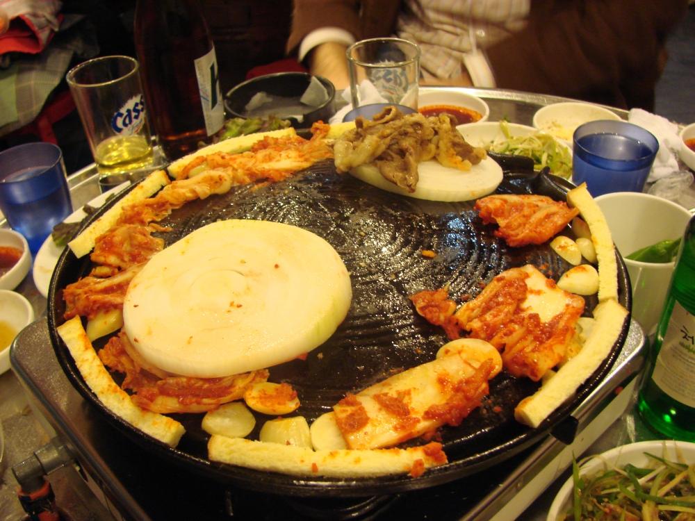 The Best Barbecue Restaurant in Korea (2/2)