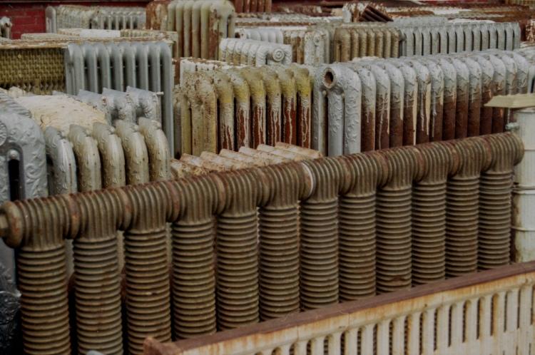 Radiators, radiators, radiators! (imagae via flickr)