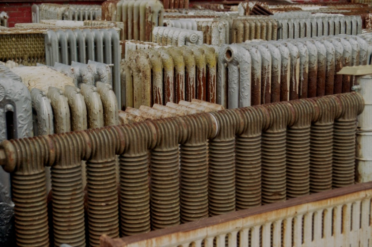 Radiators, radiators, radiators! (imagae via flickr)